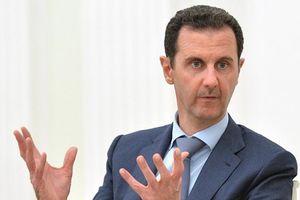 Ông Assad nói gì với ông Putin sau vụ bắn rơi máy bay Il-20?