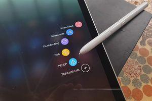 Tab S4 kèm S Pen - bước tiến trên thị trường máy tính bảng của Samsung