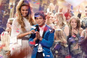 o thut gia gc Á chin thng America's Got Talent, nhn 1 triu USD