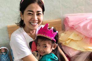 Vân Ốc nói gì về mở sổ tiết kiệm 500 triệu cho con gái Mai Phương?