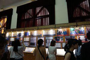 Triển lãm trực tuyến tái hiện lịch sử 1000 năm quan hệ Việt-Nhật