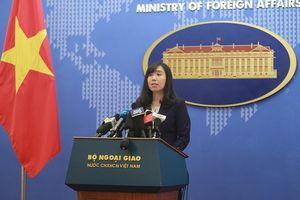 Việt Nam hoan nghênh kết quả Hội nghị thượng đỉnh liên Triều