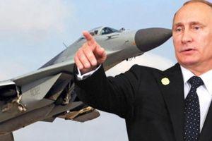 Nga có thể 'trói cánh' không quân Israel sau vụ trinh sát cơ bị bắn rơi