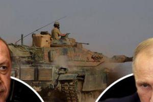 i chin Syria: Toan tính ca Putin và cái bt tay vi Erdogan