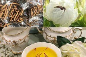 Thng trà 2,2 t/kg, t hn vàng ròng: Thú xa x ca i gia Vit