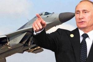 Bước đi đáng gờm tiếp theo của Putin để 'trói tay' Israel ở Syria