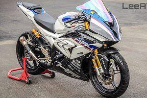 Yamaha R15 độ siêu môtô BMW chỉ 30 triệu ở Sài Gòn
