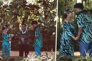 Chuyện lạ hôm nay: Cô dâu từ chối hôn chú rể... ai cũng nể phục