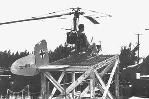 Hóa ra Đức quốc xã đã từng cố thiết kế trực thăng từ năm 1943