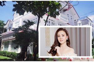 Bên trong biệt thự 40 tỷ ca sỹ Vy Oanh đang rao bán