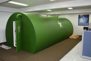 Bùng nổ dịch vụ 'hầm trú ẩn hạt nhân' ở Hàn Quốc