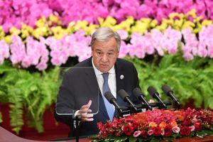 Tổng thư ký LHQ hoan nghênh kết quả cuộc gặp thượng đỉnh liên Triều