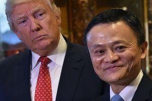 Tỉ phú Jack Ma: 'Alibaba không còn kế hoạch tạo 1 triệu việc làm Mỹ'