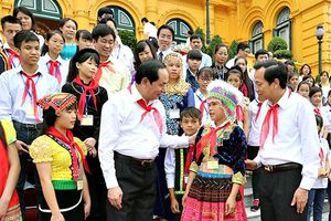 Chủ tịch nước gửi thư chúc Tết Trung thu các cháu thiếu niên, nhi đồng