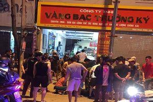 3 đối tượng đi ô tô cướp tiệm vàng ở Sơn La