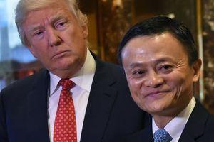 CEO Jack Ma: 'Alibaba sẽ không tạo 1 triệu việc làm tại Mỹ nữa'
