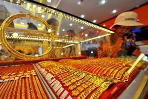 Giá vàng chốt phiên 20/9: Giá vàng bất ngờ 'hòa nhịp' cùng đồng USD lao dốc