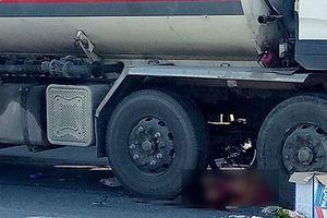 Hải Phòng: Hai thanh niên chết thảm dưới bánh xe bồn