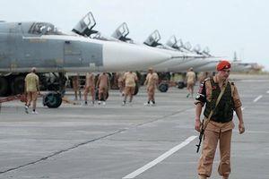 Hai căn cứ quân sự Nga ở Syria có 'động thái lạ' trước cả khi Il-20 bị bắn