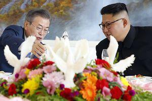 Moon Jae-in hy vọng ký kết hiệp ước hòa bình với Bắc Triều Tiên trong thời gian gần nhất