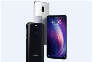 Meizu X8 ra mắt: màn hình tai thỏ, chip Snapdragon 710, giá từ 5,5 triệu đồng
