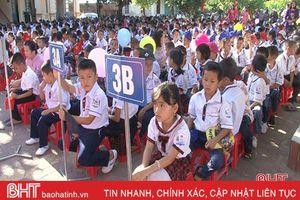 Sắp xếp hệ thống trường học ở Hà Tĩnh - giảm đầu mối, tăng chất lượng:Kỳ Anh 'đi sớm nhưng không vội'