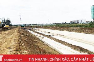 Đầu tư dự án gần 30 tỷ đồng, TP Hà Tĩnh nỗ lực 'xóa' điệp khúc mưa - ngập