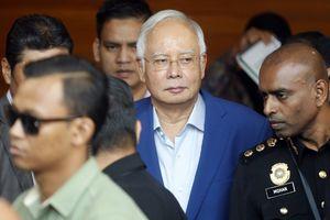 Cựu Thủ tướng Malaysia bị chồng thêm 21 tội lạm quyền, rửa tiền