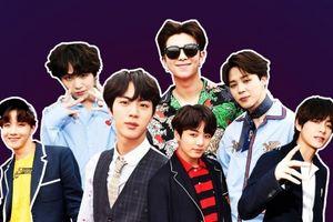 Lịch trình chẳng kém gì sao Hollywood: BTS - cái tên tâm điểm tại Quảng trường Thời đại!