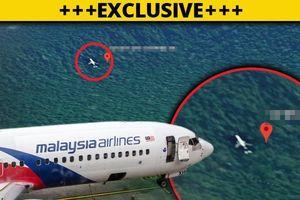 Thêm hình ảnh mới của MH370 được cho là hạ cánh gần miệng núi lửa