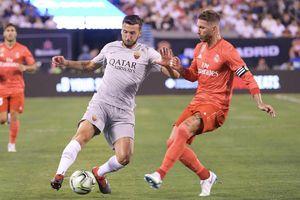 Kết quả trận Real Madrid vs Roma, Champions League