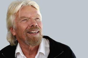 Tỷ phú Richard Branson tin rằng chìa khóa thành công là làm việc 3 ngày/tuần