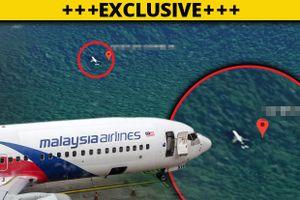 Nhà điều tra về MH370 phát hiện hình ảnh của máy bay gần miệng núi lửa