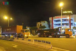 Đà Nẵng: Nhiều vụ tai nạn giao thông nghiêm trọng liên quan đến xe tải, xe container