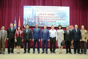 Kỷ niệm 61 năm Quốc khánh Malaysia tại Việt Nam