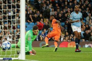 Kết quả Champions League rạng sáng 20/9: Thất vọng Man City