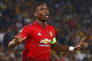 Thể thao 24h: Mourinho lại đưa Pogba 'lên mây' sau chiến thắng