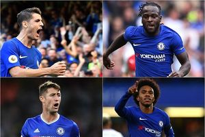 Đội hình Chelsea trận gặp PAOK: Công phá Toumba
