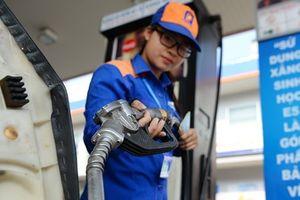 Tăng thuế môi trường xăng, dầu từ 1/1/2019