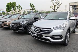 Hyundai SantaFe 2019 sắp ra mắt, bản cũ chênh giá hơn 100 triệu