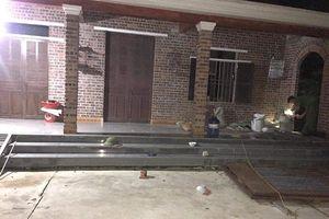 Truy bắt đối tượng gây ra vụ nổ súng khiến 1 người tử vong ở Hà Tĩnh