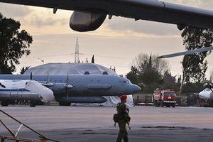 Israel cung cấp cho quân đội Nga dữ liệu về vụ rơi máy bay tại Syria
