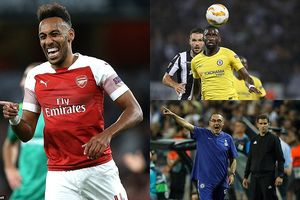 Bảng xếp hạng Europa League: Chelsea, Arsenal toàn thắng