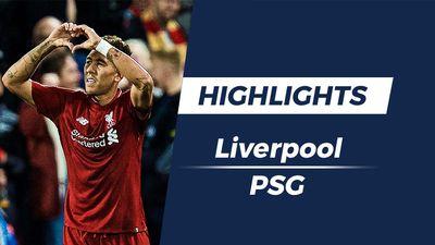 Highlights Liverpool 3-2 PSG: Người hùng ở phút bù giờ