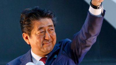 Thủ tướng Abe tái đắc cử, tiến gần mục tiêu sửa hiến pháp
