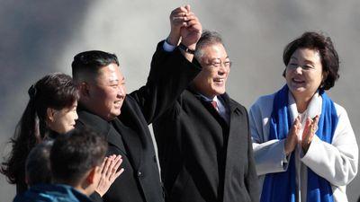 TT Hàn Quốc: Tiến triển về vấn đề Triều Tiên giờ phụ thuộc vào Mỹ