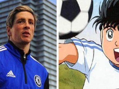 Ở Tây Ban Nha, bộ truyện tranh về bóng đá nổi tiếng Tsubasa của Nhật Bản được phổ biến với cái tên Oliver Benji. Sức lan tỏa của bộ truyện này đã ảnh hưởng nhiều đến cậu thiếu niên Fernando Torres.