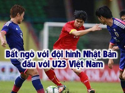 Tại ASIAD 2018, ĐT Nhật Bản gây bất ngờ dàn cầu thủ U21. Trong bản danh sách đăng ký dự ASIAD 2018 với 20 cầu thủ công bố mới đây, đội U23 Nhật Bản không có cái tên nào trên 21 tuổi.
