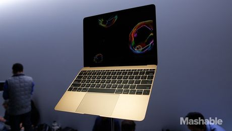 Can canh chiec MacBook 12 inch moi ra mat - Anh 5