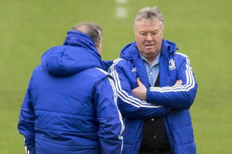 Chelsea se nhanh chong vo mong voi Hiddink - Anh 2